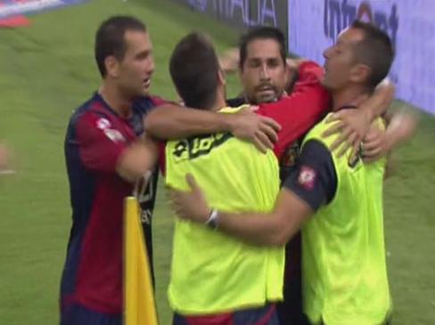 Lazio 0-1 Genoa