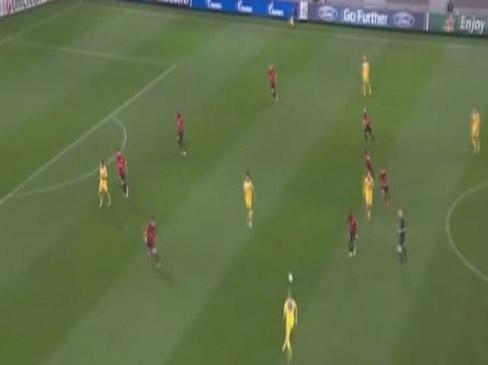 Lille 1-3 BATE Borisov