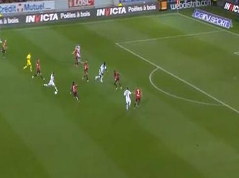 Lille 1-1 Lyon