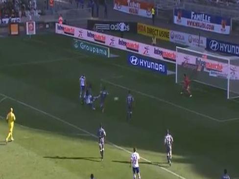 Lyon 2-0 Ajaccio