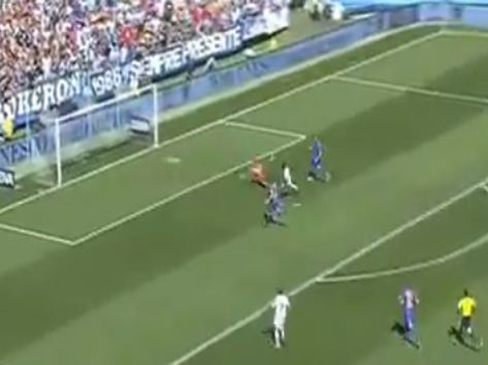 Malaga 3-1 Levante