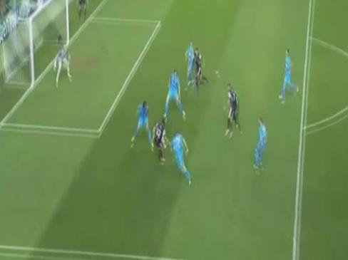 Malaga 3-0 Zenit