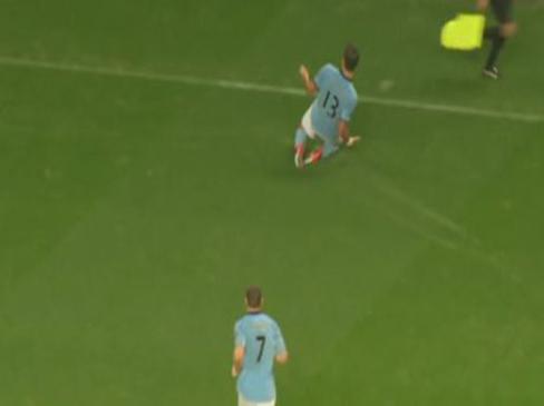 Manchester City 2-4 Aston Villa