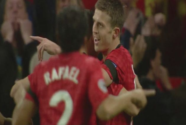 Manchester United 1-0 Galatasaray