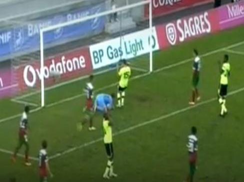 Maritimo 0-0 Newcastle United