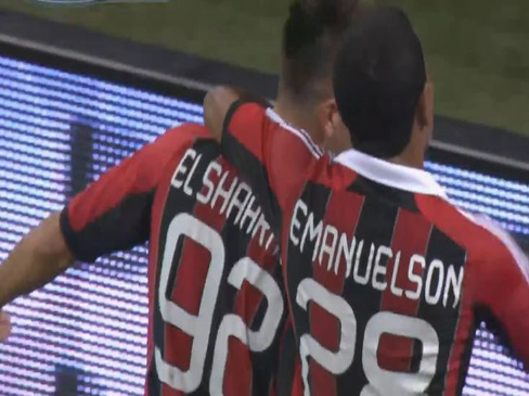 AC Milan 2-0 Cagliari