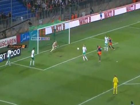 Montpellier 1-1 Saint-Etienne
