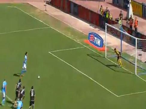 Napoli 3-1 Parma