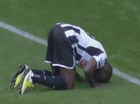 Newcastle United 1-0 Norwich City