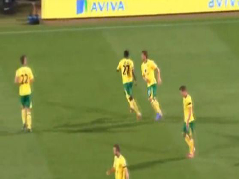 Norwich City 1-0 Doncaster Rovers