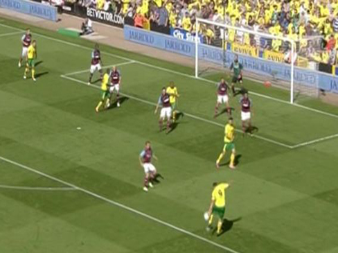 Norwich City 0-0 West Ham United