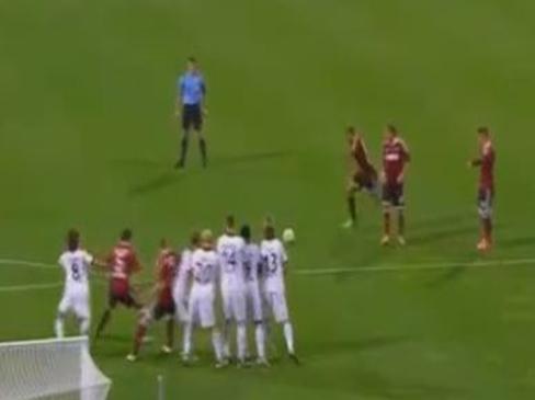 Nurnberg 1-2 Eintracht Frankfurt
