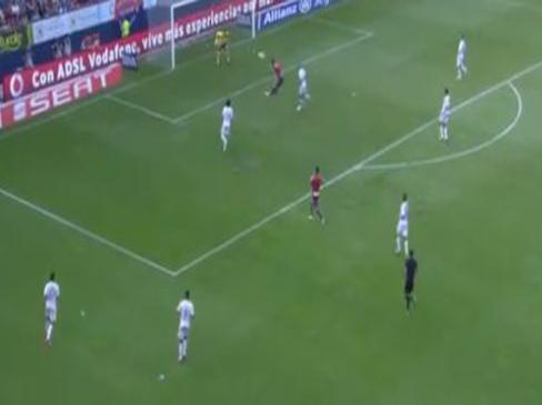 Osasuna 1-1 Mallorca