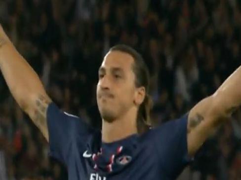 Paris Saint-Germain 4-1 Dynamo Kyiv