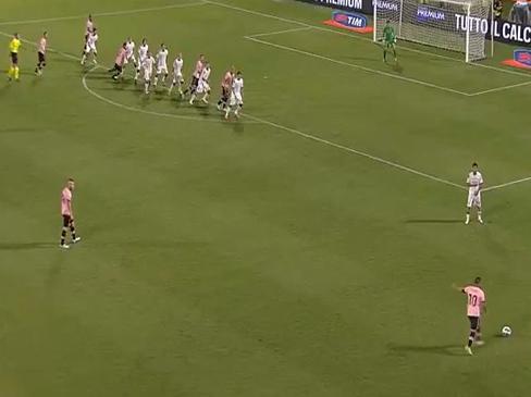 Palermo 1-1 Cagliari