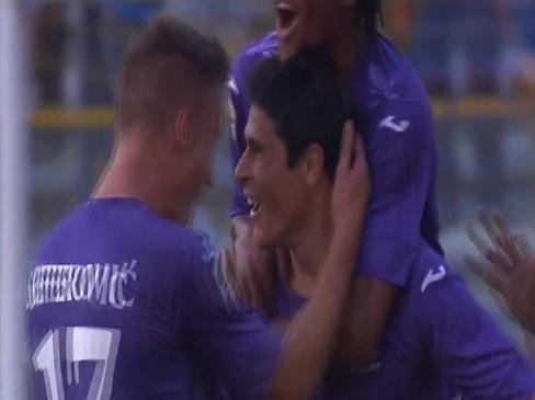 Parma 1-1 Fiorentina