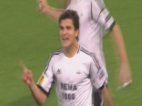 Rapid Vienna 1-2 Rosenborg