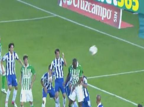 Real Betis 1-0 Espanyol