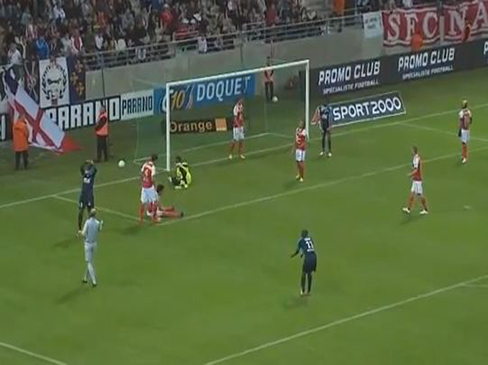 Reims 2-0 Nancy