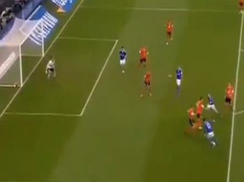 Schalke 3–0 Mainz