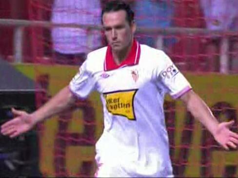 Sevilla 1-0 Real Madrid