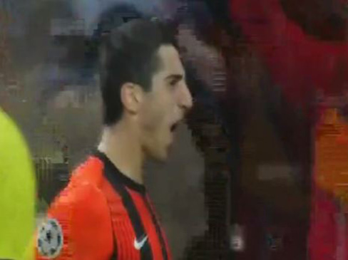Shakhtar Donetsk 2-0 Nordsjaelland