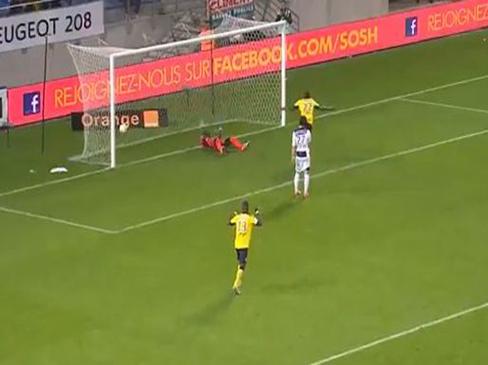 Sochaux 3-1 Troyes