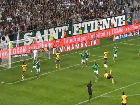 Saint-Etienne 0-1 Sochaux