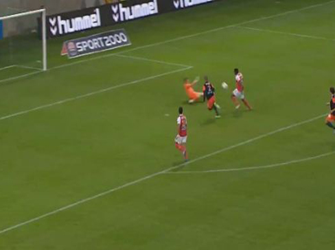 Reims 3-1 Montpellier