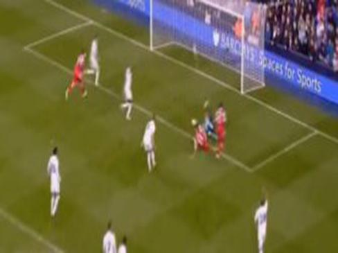 Tottenham Hotspur 2-1 Queens Park Rangers