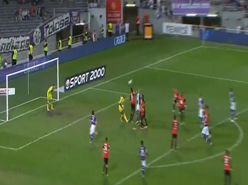 Toulouse 2-2 Rennes