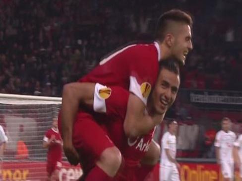 Twente 2-2 Hannover