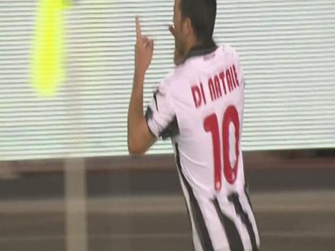 Udinese 1-1 Anzhi