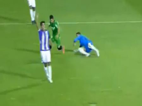 Valladolid 0-1 Real Betis