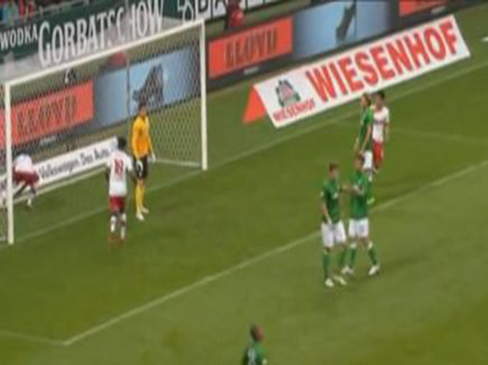 Werder Bremen 2-2 Stuttgart