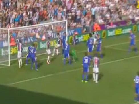 West Bromwich Albion 2-0 Everton