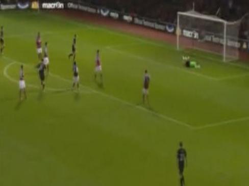West Ham United 1-4 Wigan Athletic