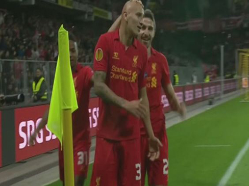 Young Boys 3-5 Liverpool