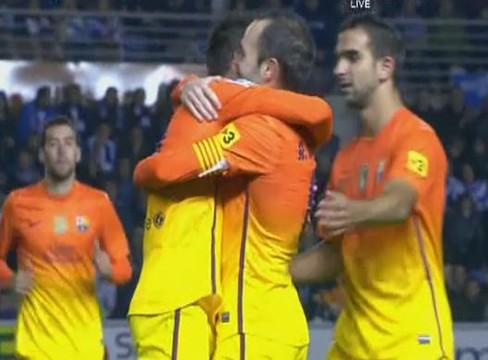 Alaves 0-3 Barcelona
