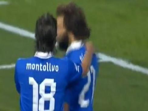 Armenia 1-3 Italy