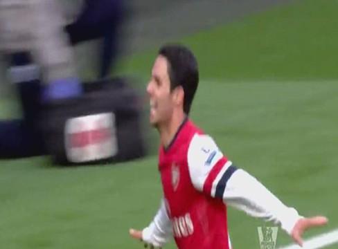 Arsenal 1-0 Queens Park Rangers