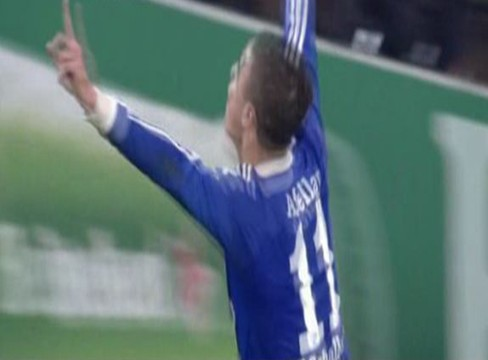 Arsenal 0-2 Schalke