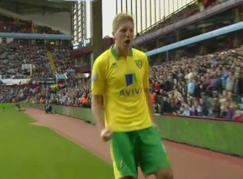 Aston Villa 1-1 Norwich City
