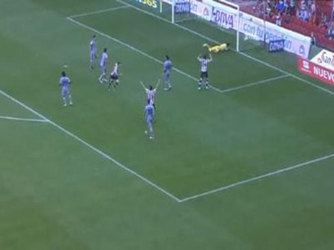 Athetic Bilbao 1-0 Osasuna
