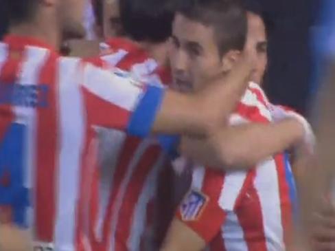 Atletico Madrid 2-1 Malaga