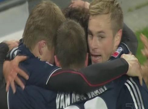 Augsburg 0-2 Hamburger SV