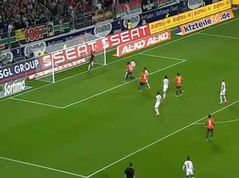 Augsburg 3-1 Werder Bremen