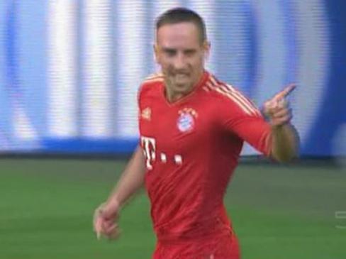 Bayern Munich 2-0 Hoffenheim  