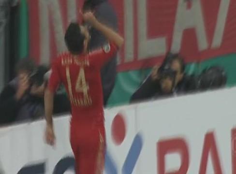 Bayern Munich 4-0 Kaiserslautern