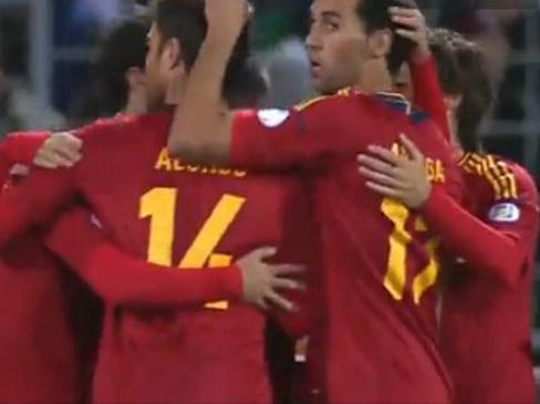 Belarus 0-4 Spain